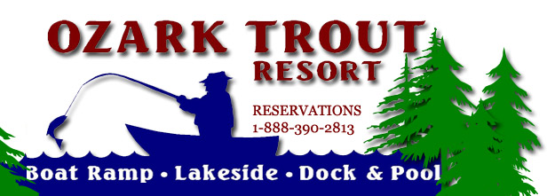 Ozark Trout Resort Logo